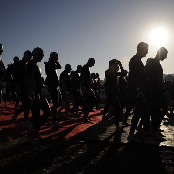 Ironman cervia italia emilia romagna gara nuoto running bici