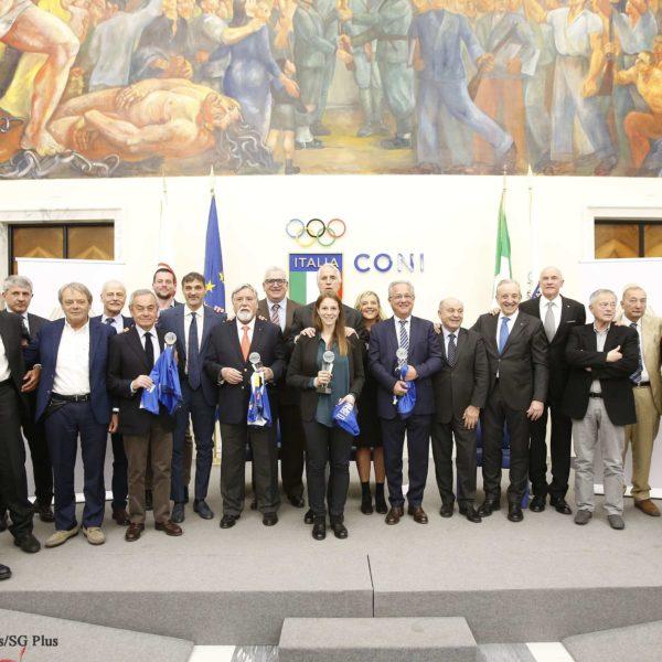 Hall of Fame 2019 della Pallavolo Italiana