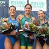 Triathlon, Angelica Olmo terza alla World Cup di Mooloolaba