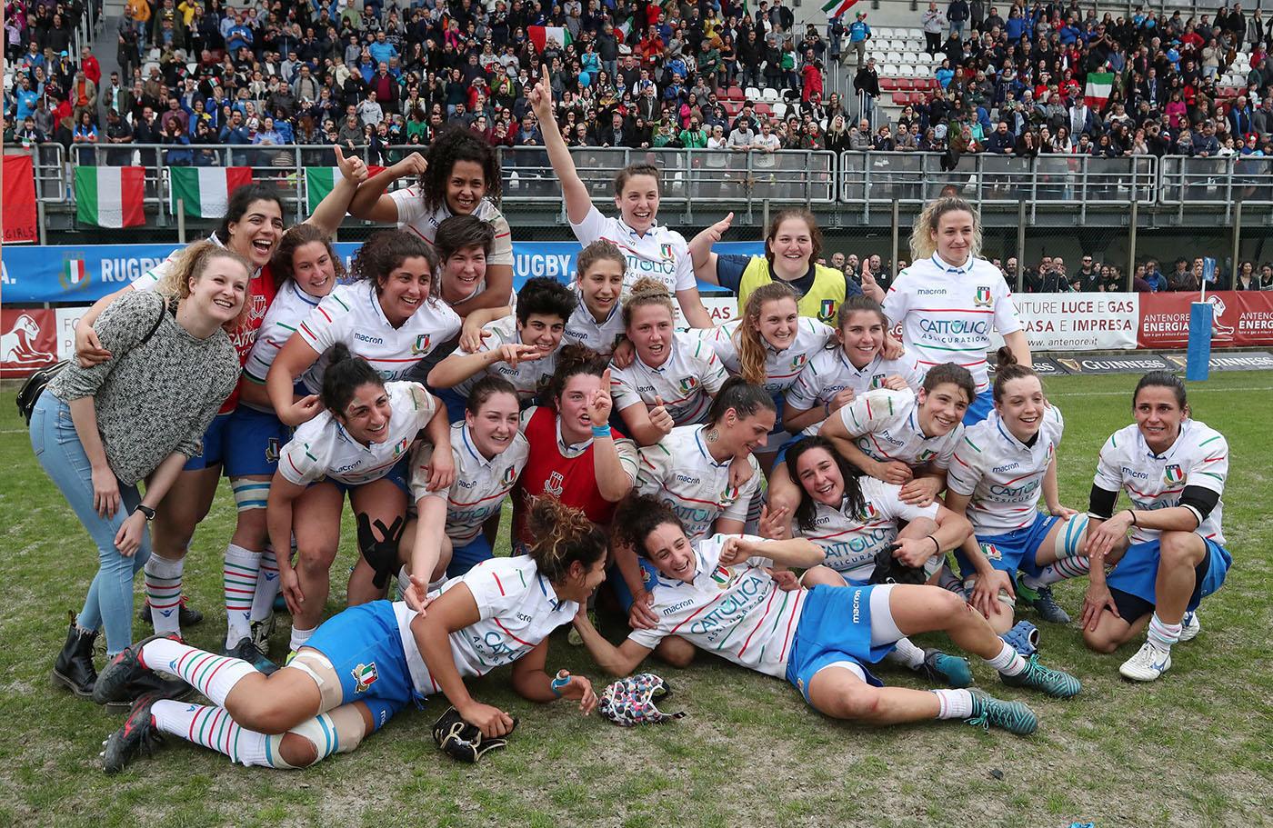 """Rugby, Furlan: """"Il gruppo la nostra vera forza"""""""