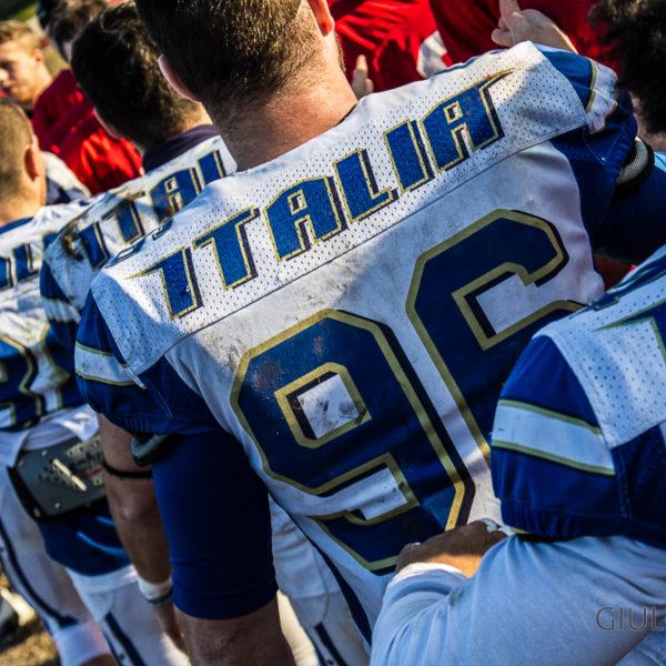 Football Americano, il Blue Team torna in campo
