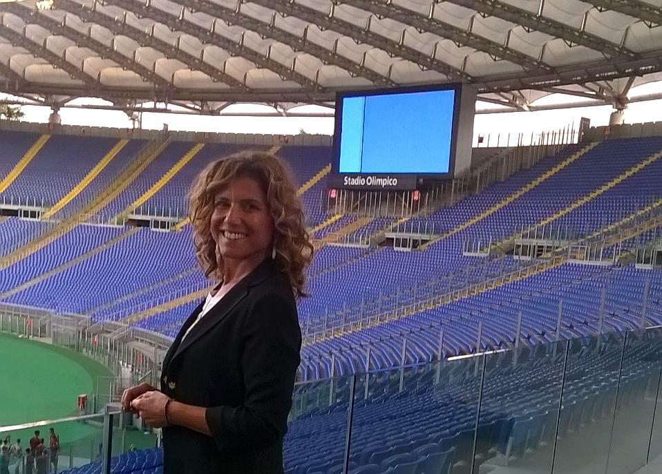 Eventi sportivi, Barbara Pescatori (Think UP): ''Team, esperienza e passione''
