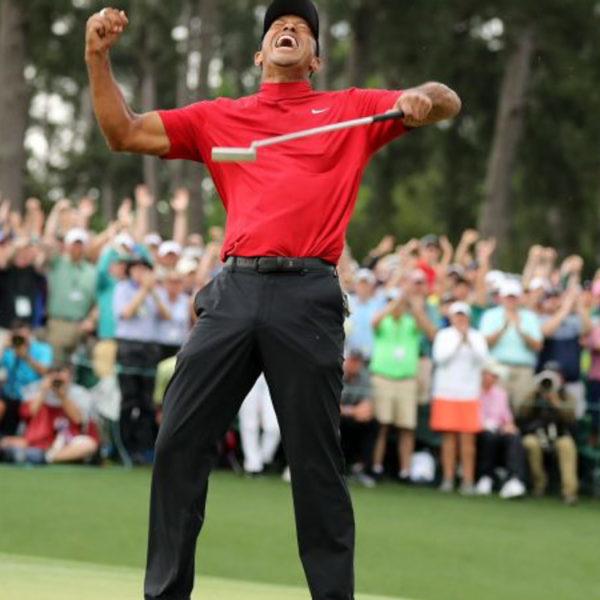 Golf, Tiger Woods vince l'Augusta Masters. Molinari quinto