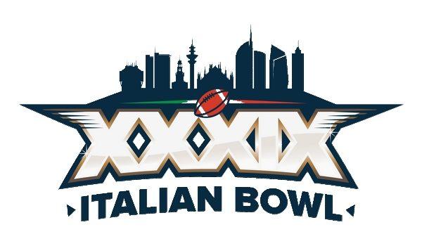 Italian Bowl, al via la vendita dei biglietti per l'edizione numero 39