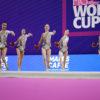 World Challenge Cup Ginnastica - Altre 6 medaglie per l'Italia