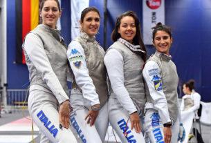 Coppa del Mondo di fioretto: Italia femminile terza a Tauber
