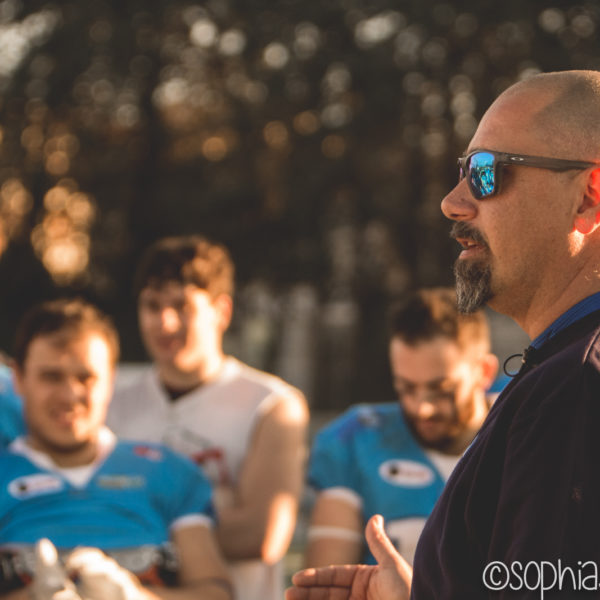 """Coach Giuliano: """"La difesa dei Ducks sarà la chiave contro i Panthers"""""""