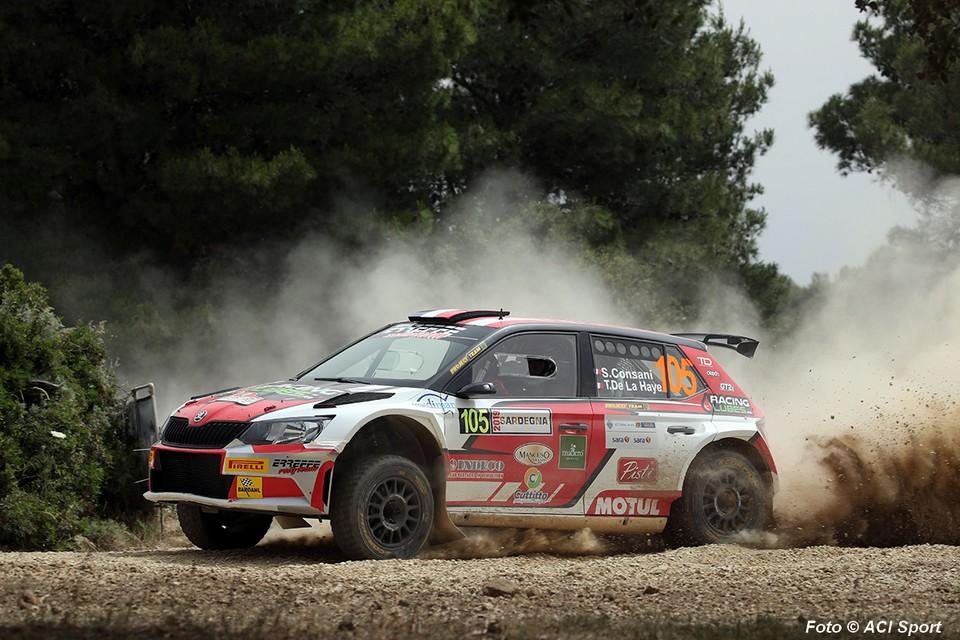 Rally Italia Sardegna 2019, bis per i francesi Consani e De La Haye