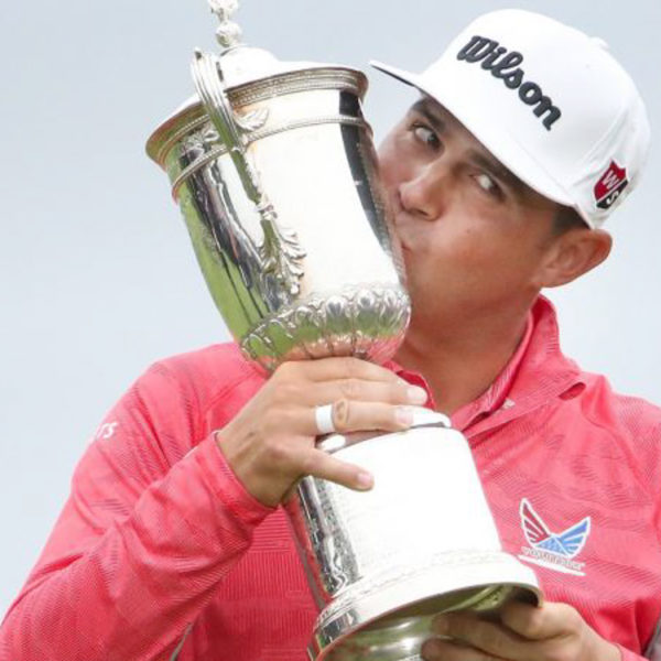 US Open di golf, trionfo di Woodland