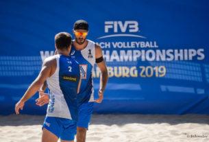 Beach volley Mondiali - Fuori Caminati-Ranghieri, oggi le altre coppie