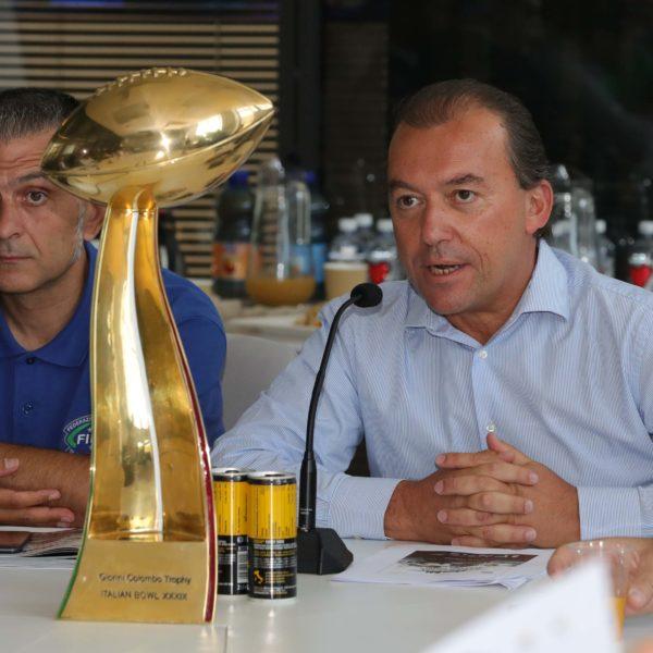 Italian Bowl Weekend - Venerdì si parte