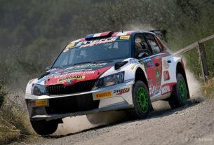 Consani-De La Haye trionfano nel San Marino Rally