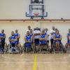Campionati Europei Pallacanestro in carrozzina - Sabato l'esordio azzurro