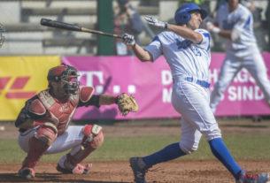 Europeo Baseball, Italia batte Belgio e consolida il primato. Venerdì i quarti