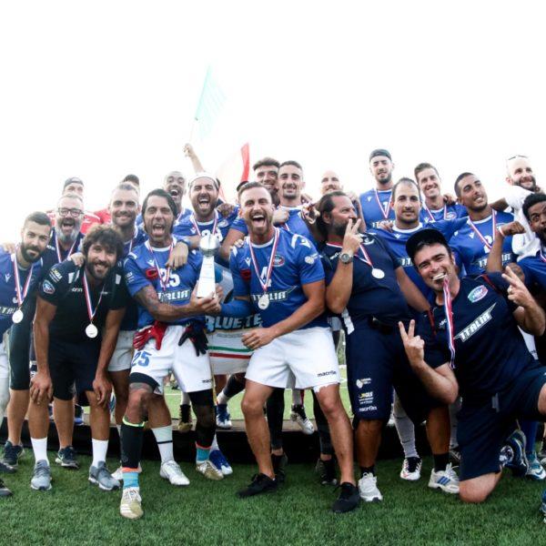 Europei Flag Football - L'Italia non rompe l'incantesimo ed è seconda
