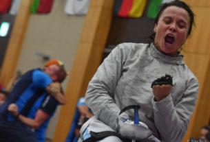 Mondiali di scherma paralimpica - Ecco le prime medaglie azzurre