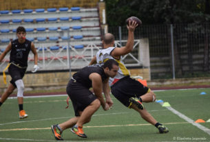 Flag Football - Le finali scudetto al Guelfi Sports Center
