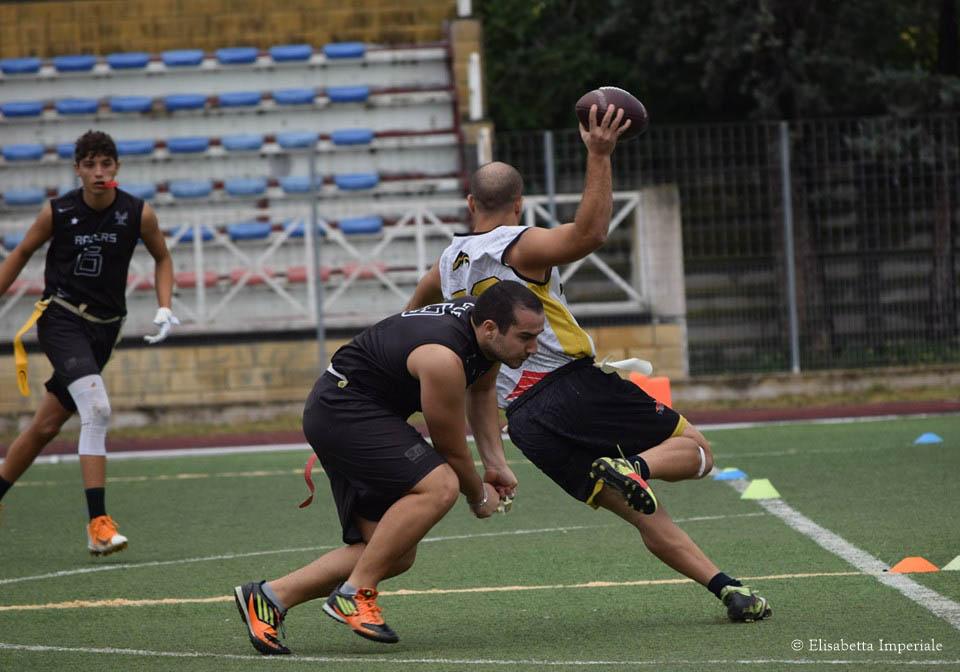 Flag Football - Le finali scudetto al Guelfi Sports Center