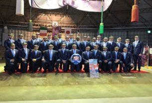 Italrugby - RWC2019, Azzurri a Osaka per l'esordio contro la Namibia