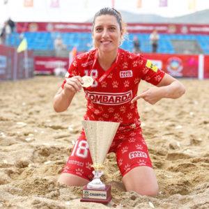 """Altobelli: """"Dopo il Mondiale con Pavia, sogno la nazionale di beach soccer"""""""