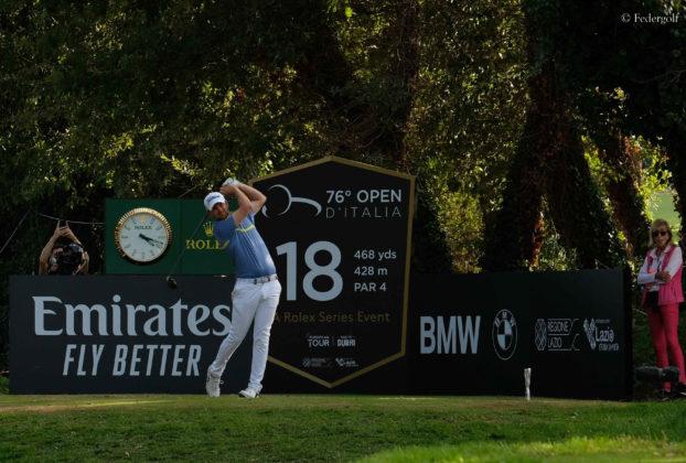Open d'Italia - Vince Wiesberger, Laporta e Pavan nella top ten