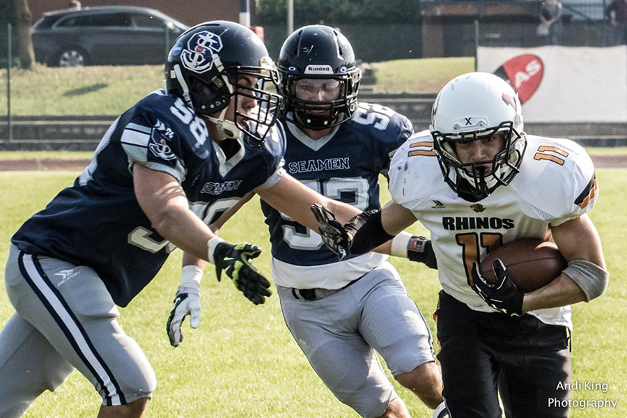 Football Americano - Nel weekend in campo U13, U16, U19 e Cifaf