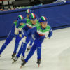 Short Track - In Coppa del Mondo italiani protagonisti a Montreal