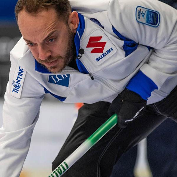 Europei Curling – L'Italia supera l'Olanda all'extra end e punta i play-off