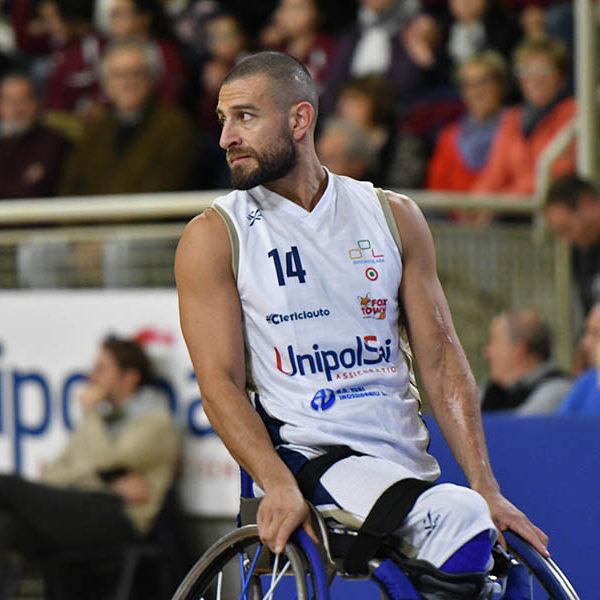 Basket in carrozzina - Domani la quarta giornata in Serie A