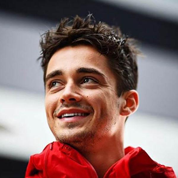 Formula 1 - Charles Leclerc e il lancio del suo team nel mondo kart