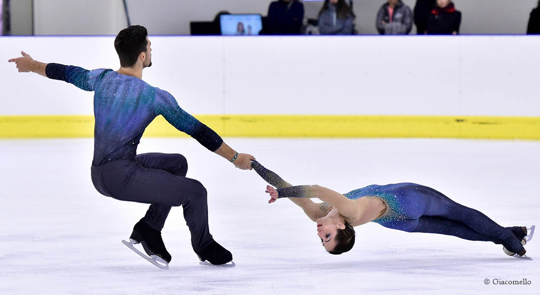 Pattinaggio su ghiaccio - Nel weekend la Cup of China con tre azzurri
