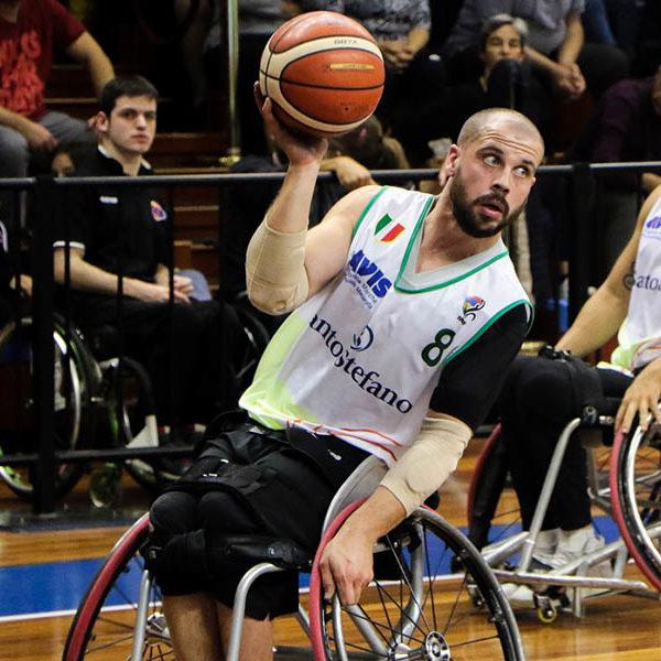 Basket in carrozzina - La terza giornata con due big match in programma