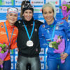 Pista Lunga - Francesca Lollobrigida terza nella Mass Start