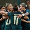Calcio Femminile - La Nazionale chiude l'anno con una cinquina