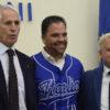 Mike Piazza presentato al CONI come nuovo CT del baseball