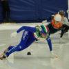 Valcepina show nella prima tappa di Coppa del Mondo di short track