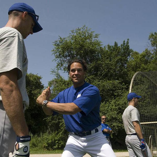 Mike Piazza è il nuovo CT della Nazionale Italiana di baseball