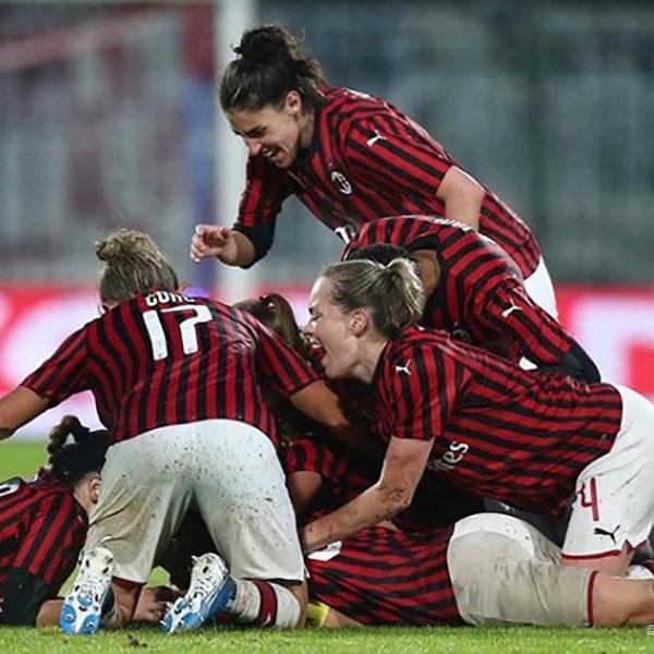 Serie A femminile - Finisce in parità il big match tra Milan e Juventus