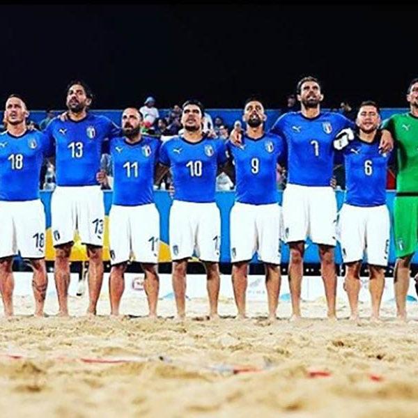 Mondiali beach soccer - L'Italia elimina la Svizzera e vola in semifinale