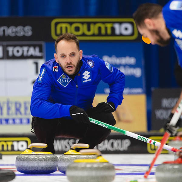 Europei curling - Azzurre promosse, play off sfumati per i ragazzi