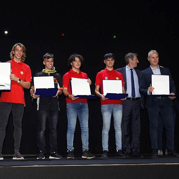 EICMA - Premiati a Milano i Campioni Motocross FMI 2019