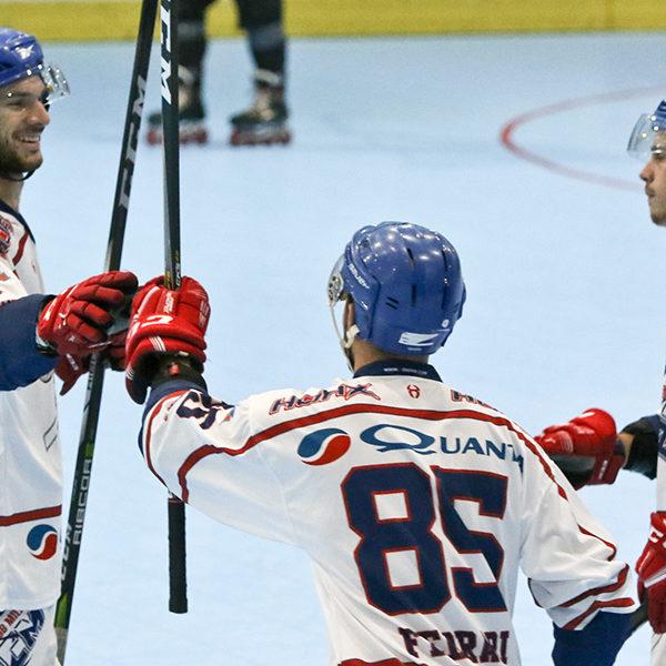 Hockey In-line – Milano e Vicenza in testa a punteggio pieno