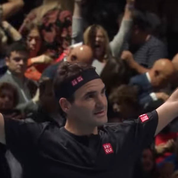 C'è sempre Roger Federer tra le nuove generazioni e l'ATP Finals