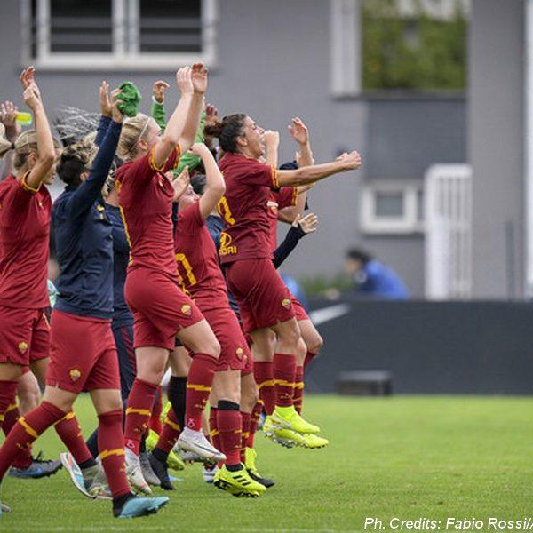 Serie A femminile - Juve sola in testa, avanza la Roma