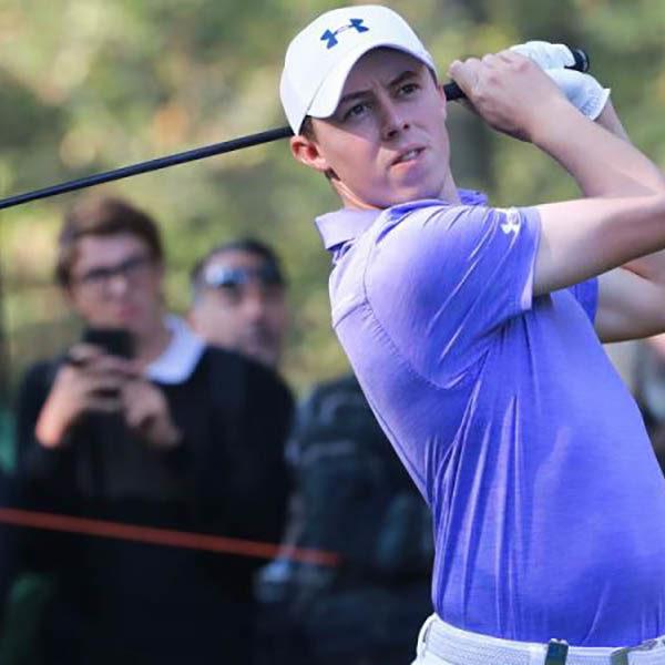 Golf - Fitzpatrick in testa al WGC-HSBC Champions, Molinari e Pavan recuperano