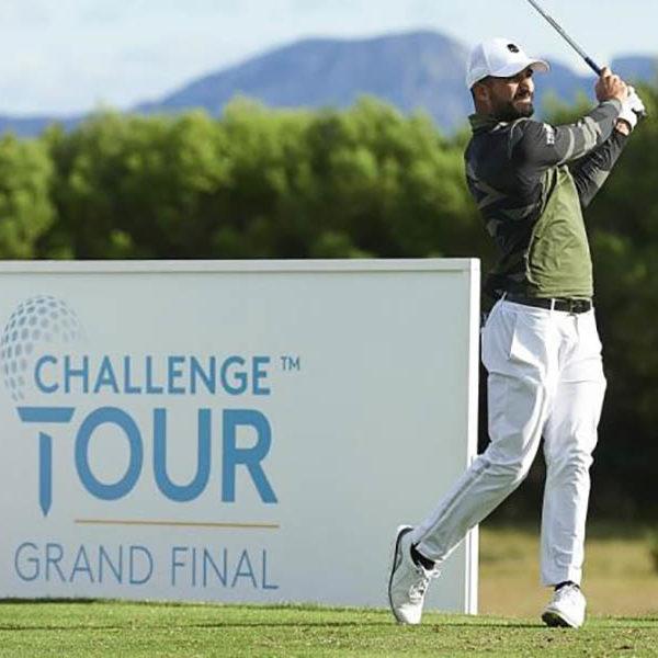 Golf - Laporta vince il Grand Finale del Challenge Tour