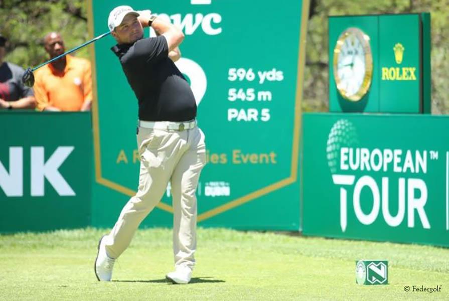European Tour - Lombard sempre in testa al Nedbank Golf Challenge