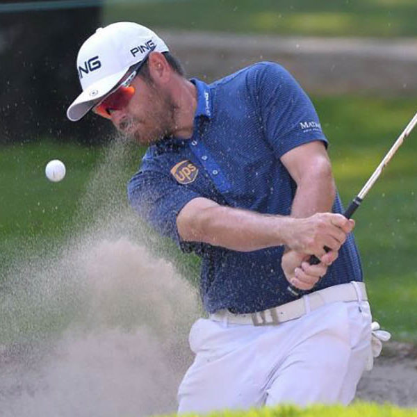 Golf - Migliozzi a soli quattro colpi da Oosthuizen nell'European Tour