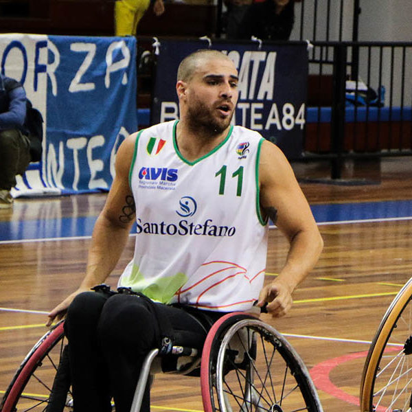 Basket in carrozzina - S.Stefano si conferma capolista solitaria