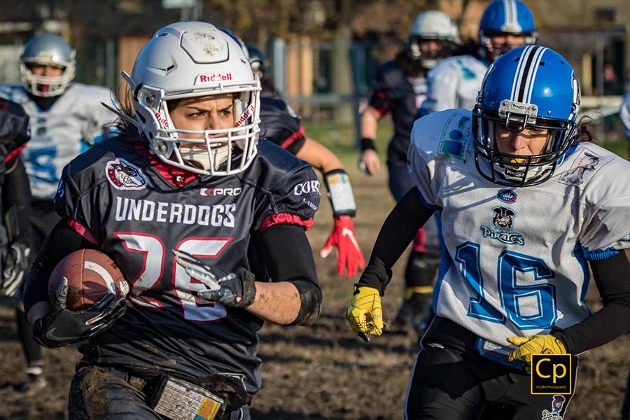 Football Americano – Campionati giovanili e femminile sempre più nel vivo